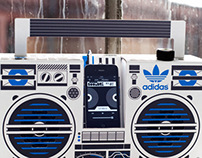 adidas X Berlin Boombox