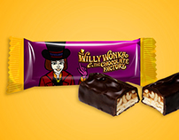 Package - Willy Wonka Chocolate