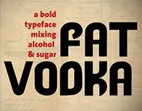 FatVodka Font