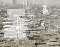 Informal Urbanism - Dharavi Water Tower