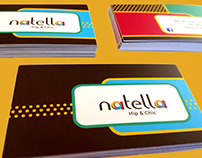 Nattela- Brand identity and Facebook design