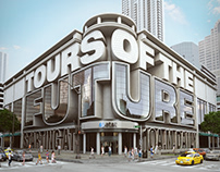 AT&T Tours of the future
