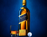 JohnnieWalker Blue Lable