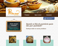 Website - Pastelaria Riba-Mar