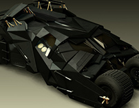 The Tumbler Batmobil