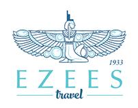 Ezees Travel Rebranding