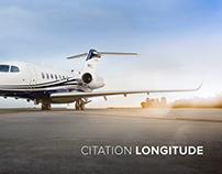 Cessna Citation Longitude Production