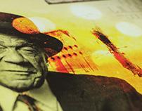 LP Cover Illustration // Andre Williams