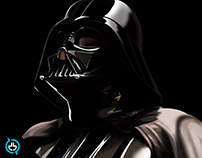 Illustrazione - Darth Vader - Star Wars