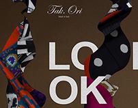 LOOK BOOK FW'15/16 Tak.Ori Made in Italy