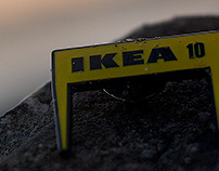 10th Birthday Badge