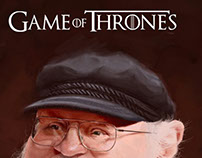 George R. R. Martin, The Best!