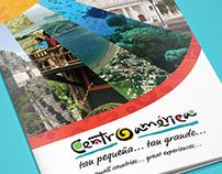 Folleto Centroamérica - Centralamerica Brochure