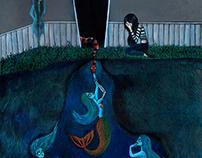 Mi soledad Tim Burton