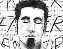 Illustration (Serj Tankian - SOAD)
