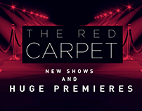 Xfinity: Red Carpet X1 Portal Segments