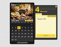 Sanicat Calendar