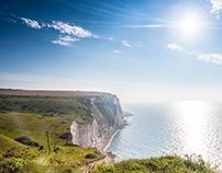 WhiteCliffs - Dover TimeLapse