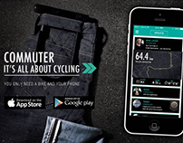 Levi's Commuter - Application
