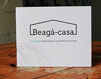 #DesignEditorial #Redação   Beagá-casa