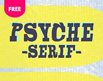 Psyche-Serif (Free font)