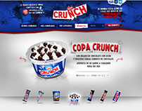 Crunch Web Site