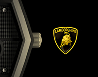 LAMBORGHINI REVENTON WATCH