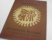 Carta Restaurante Tamarindo