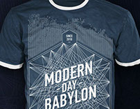 Modern Day Babylon - merchandise