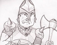 Knight - Cavaleiro