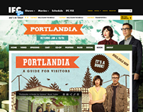 Web Design: Portlandia Season Three
