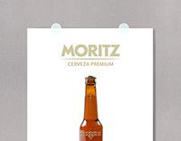 MORITZ | Cerveza Premium