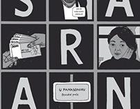 Comics Saran
