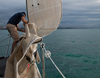 Sailing - Racing the Seas