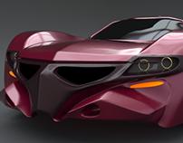 Axanos concept car