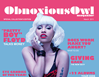 Obnoxious owl Magazine