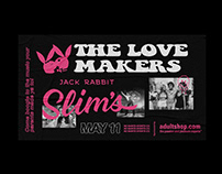 The Love Makers - Event Branding