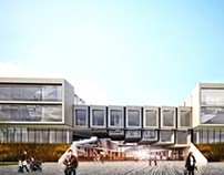 Canakkale Municipal Building Competition Entry 2