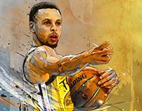 NBA GOLDEN STATE WARRIORS- CHASE CENTER STADIUM