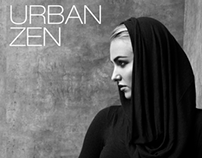 Work for Donna Karan's URBAN ZEN