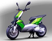 TRIXX  50cc scooter