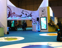 Madeira Islands Tourism booth - Exhibition Design