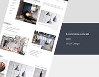 Lightstyle e-commerce