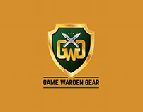 Game Warden Gear Logo Design