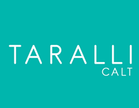 Tarallicalt website. Typical, apulian product.