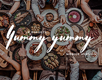 20 Yummy Yummy Lightroom Presets+Mobile Version