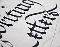 Letter-ink
