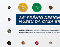 24º Prêmio Design MCB