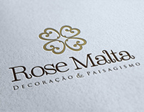 Rose Malta // Brand