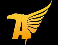 """Logotipo """"7Artes del Fénix Dorado"""" Academia de Artes"""